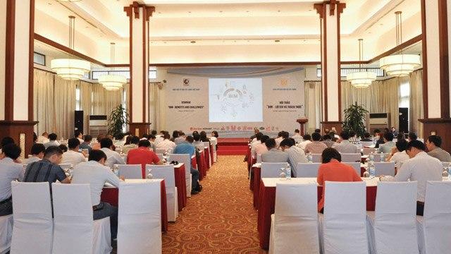 Hội thảo BIM. Lợi ích và thách thức