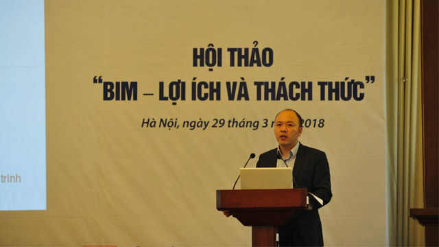 BIM Conference: BIM Implementation in construction and facility management activities in Vietnam