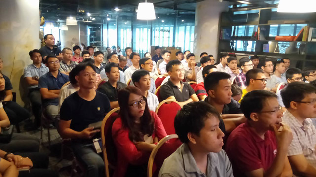 Ha Noi bim workshop phoi hop