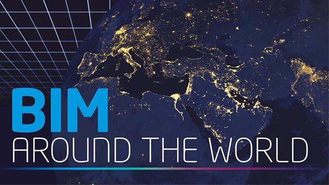 Tình hình áp dụng BIM trên thế giới