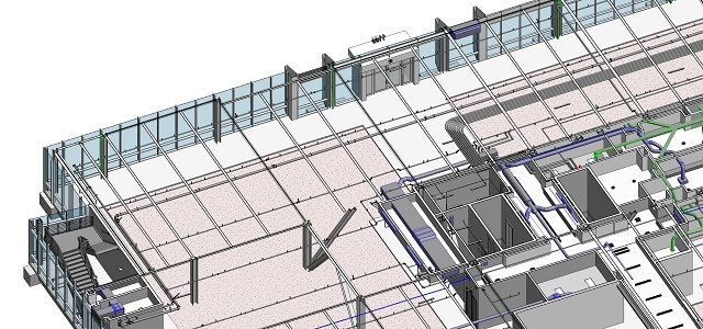 scan to bim for building 3