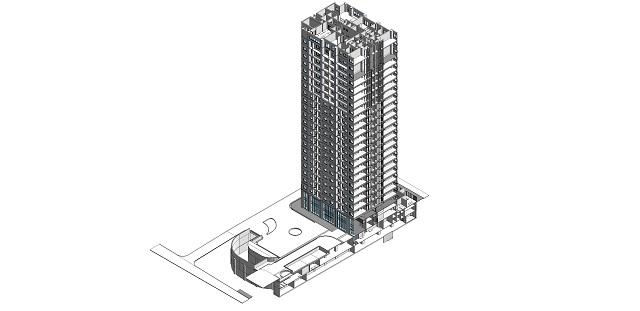 Architectural modelling service