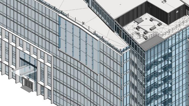 architectural bim modelling