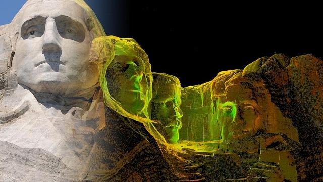 Các ứng dụng Quét Laser 3D cho khảo cổ, hạ tầng