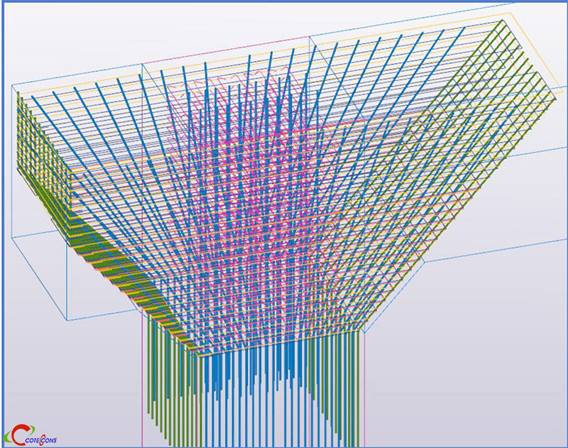 steel tekla structure