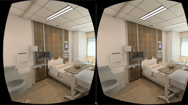 Virtual Reality Service To Advance BIM
